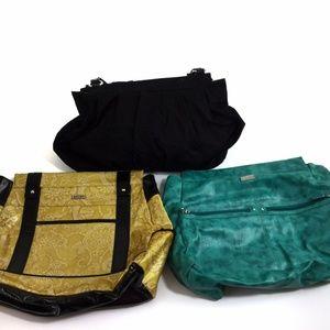 Miche Purse Prima Shells Kali Allie Base Bag 3 Pcs